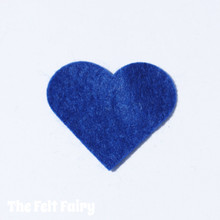 Cornflower Felt Square - Wool Blend Felt **Discontinued - Limited Stock**