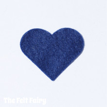 Ink Felt Square - Wool Blend Felt **Discontinued - Limited Stock**