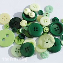 Greens - Stash Boost Buttons 30g