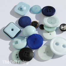Blues - Stash Boost Buttons 30g