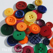 Bright & Bold - Stash Boost Buttons 30g