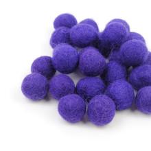 Clematis Felt Balls