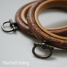 Wood Effect Flexi Hoop