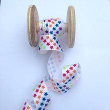 Bright Stars Grosgrain Ribbon