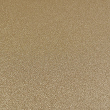 Light Gold Glitter Felt - 23cm x 30cm