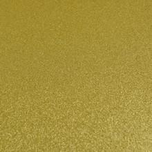Yellow Gold Glitter Felt - 23cm x 30cm