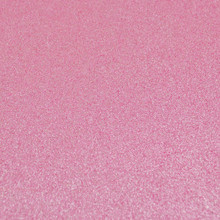 Rose Pink Glitter Felt - 23cm x 30cm