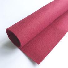 Claret - Polyester Felt Sheet