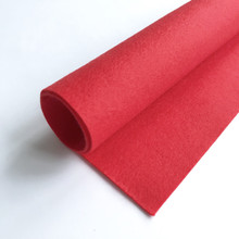 Red Rose - Polyester Felt Sheet