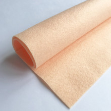 Peach - Polyester Felt Sheet