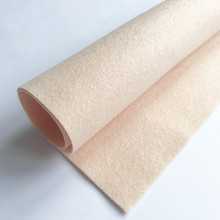 Powder Pink - Polyester Felt Sheet