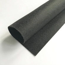 Black - Polyester Felt Sheet