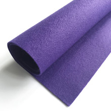 Purple Velvet - Polyester Felt Sheet