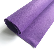 Perfect Purple - Polyester Felt Sheet