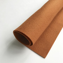 Spiced Caramel - Polyester Felt Sheet