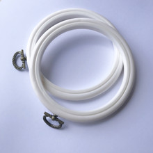 White Flexi Hoop