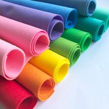 Pick & Mix - 27 x 33cm Squares - Polyester Felt