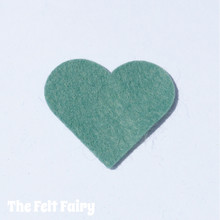 Sage Felt Square - Wool Blend Felt **Discontinued - Limited Stock**