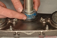 Lubricación / Limpieza / Engrase de Torre de Dirección (MSS-LUBE-ENGR-TORRE)
