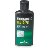 Aceite para Embrague Hidráulico Motorex Hydraulic Fluid 75 100 ml (MOT-HF75)
