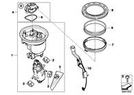 Control Elec. para Bomba Benzina R1200 GS 08-13 (16147720776)
