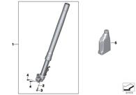 Golilla de Suspension Tapon Abajo F800 GS/GSA 13> (34112161440)