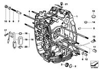 Fuelle Cardan Bmw R 1200 Gs