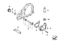 Kit Bomba e Agua con Sellos para G650 GS/Sertao/X-Country (11517700414)