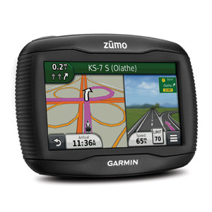 Arriendo GPS Garmin Zumo 350