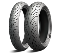 Michelin Pilot Road 4 Trail Trasero R TL 170/60-R17 (146096)