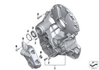 Circlip Tapa de Transmision para BMW R1200GS LC (07119906782)
