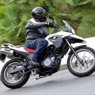Motorcycle Rental BMW G650GS (RCC-R-BMW-G650GS)