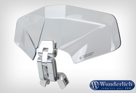 Deflector de Pantalla Wunderlich Vario-ERGO 3D+ - Trasparente