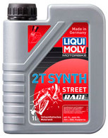 Aceite Liqui Moly 2T SYNTH STREET RACE