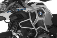 Extensión  Touratech Acero Inox para Defensa Alta Original BMW R1200GS Adventure Desde 2014