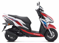 Motorcycle Rental HONDA RX125 (B)