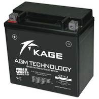 Bateria Kage GT14-4 (GTZ14-4)