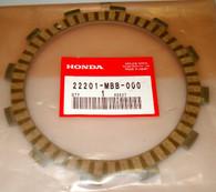 Disco Fricción- Embrague XL1000VA6 (HON-D-22201-MBB-000)