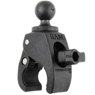 """Anclaje de pinza RAM Mount con bola de 1"""" para combinar con el soporte o brazo que desee."""