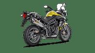 Los Slip-Ons representan el primer paso en el proceso de ajuste del sistema de escape , Escape Akrapovic para Triumph, modelo Tiger 800 (XC), AÑO 2011 - 2015  Los Slip-Ons representan el primer paso en el proceso de ajuste del sistema de escape y ofrecen un gran equilibrio entre precio y rendimiento.   Cambie la naturaleza de su motocicleta, agregando más potencia, rendimiento mejorado y el sonido único de Akrapovič. Todo empacado en elegantes sistemas de escape Slip-On.   El resultado de tomar muy en serio el diseño es un sistema de escape bellamente diseñado con una funda exterior de silenciador de titanio y una tapa de fibra de carbono.  Loc: Bod.y ofrecen un gran equilibrio entre precio y rendimiento. Cambie la naturaleza de su bicicleta agregando más potencia, rendimiento mejorado y el sonido único de Akrapovič. Todo empacado en elegantes sistemas de escape Slip-On. El resultado de tomar muy en serio el diseño es un sistema de escape bellamente diseñado con una funda exterior de silenciador de titanio y una tapa de fibra de carbono. Materiales probados por la raza.