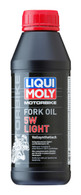 Aceite Liqui Moly 5W para Suspensión