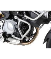 Defensa Baja (Motor) Hepco&Becker Silver para BMW F850/F750GS. (9182) 50165130022