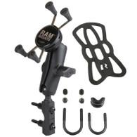 RAM® X-Grip® Phone Mount with Motorcycle (RAM-B-174-UN7U)