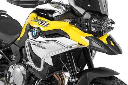 Defensa Alta (Estanque) Touratech INOX para BMW F750/F850GS (01-082-5161-0)