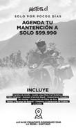 Promoción Mantención Moto Big Trail