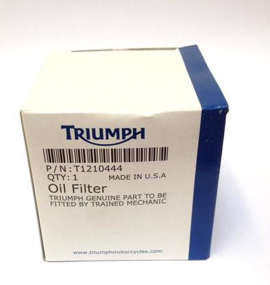 Filtro de Aceite Triumph Tiger 800/XC/Daytona 675 (T1210444/T1218001)