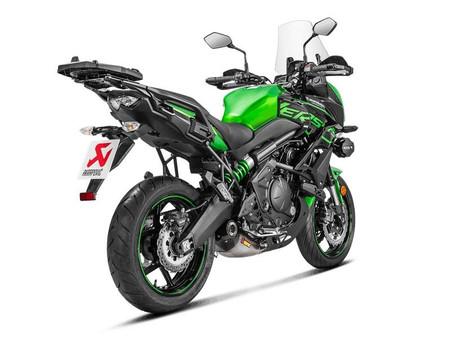 Escape AKRAPOVIC para Kawasaki Versys 650 (2015) (8514)