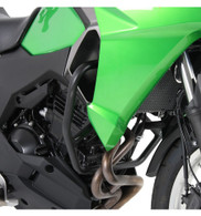 Defensa Baja (Motor) Negro Hepco & Becker para Kawasaki Versys 300-X 50125260001