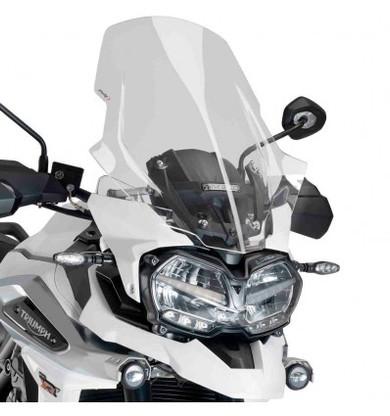 Parabrisas Puig Touring para TRIUMPH TIGER EXPLORER 1200 XC/XCX/XCA/XR/XRX/XRT (2018) (9289)