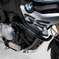 SBL.07.897.10000/B Defensa SW-motech Negra para BMW F750GS/F850GS (2019) (9430)
